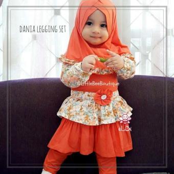 Cek Harga Baru Elbi Baju Muslim Anak Perempuan Baju Muslim Balita