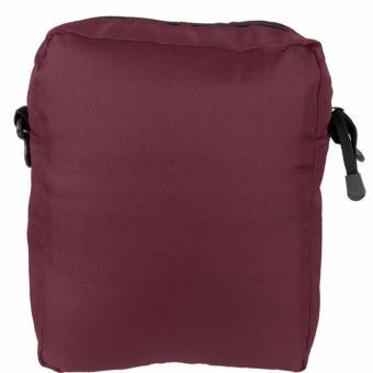 Elfs Shop - Tas Selempang Pria Men's Sling Crossbody Shoulder Bag Canvas Simple .