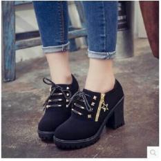 Ellen Taslim SMT-03 Sepatu Boots Wanita Samantha