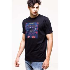 ERIGO Tshirt-VALA Unisex  BLACK
