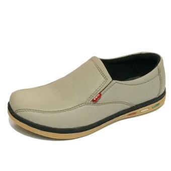 Cek Harga Baru Sepatu Casual Pria Slip On Kulit Sapi Asli Handmade ... c4b9aa271d