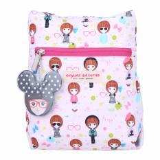 Exsport Tas Selempang Mini Wanita Doll Series 2 - Pink