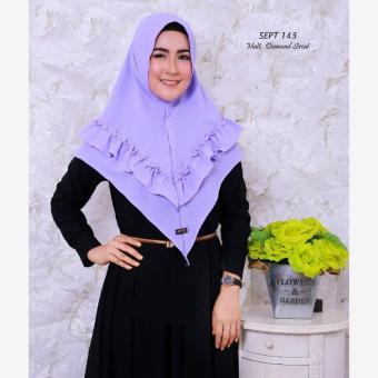 Cek Harga Baru Ezpata Daffi Jilbab Instan Kerudung Hijab Khimar