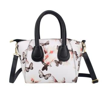 Fashion Women Leather Handbag Shoulder Bag - intl