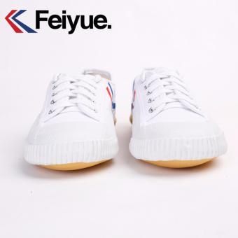 Feiyue Retro Classic Running Shoes (White) - intl - 3