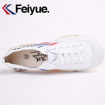 Feiyue Retro Classic Running Shoes (White) - intl - 2