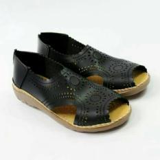 Flat Shoes Kickers Wanita