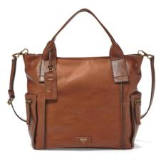 Fossil Emerson Satchel  - Brown, ZB6458200
