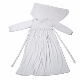 Gamis Anak / Gamis Manasik / gamis anaka perempuan / baju haji / baju haji anak / baju idul adha / gamis idul adha - 2