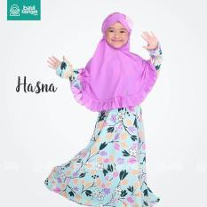 Gamis Anak Hasna by Bayi Banget Hijab - Mint