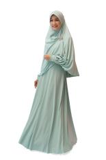 Gamis Makkah Classic - Set - Tosca Soft