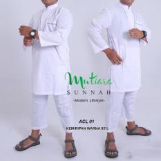 Gamis Murah  Baju Muslim Pria  Gamis Laki-Laki Murah  Baju Koko  ACL 01