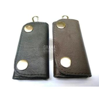Gantungan Kunci Kulit - Dompet STNK