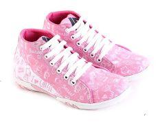 Garsel L289 Sepatu Sneaker Anak Perempuan - Synth - Bagus (Pink)