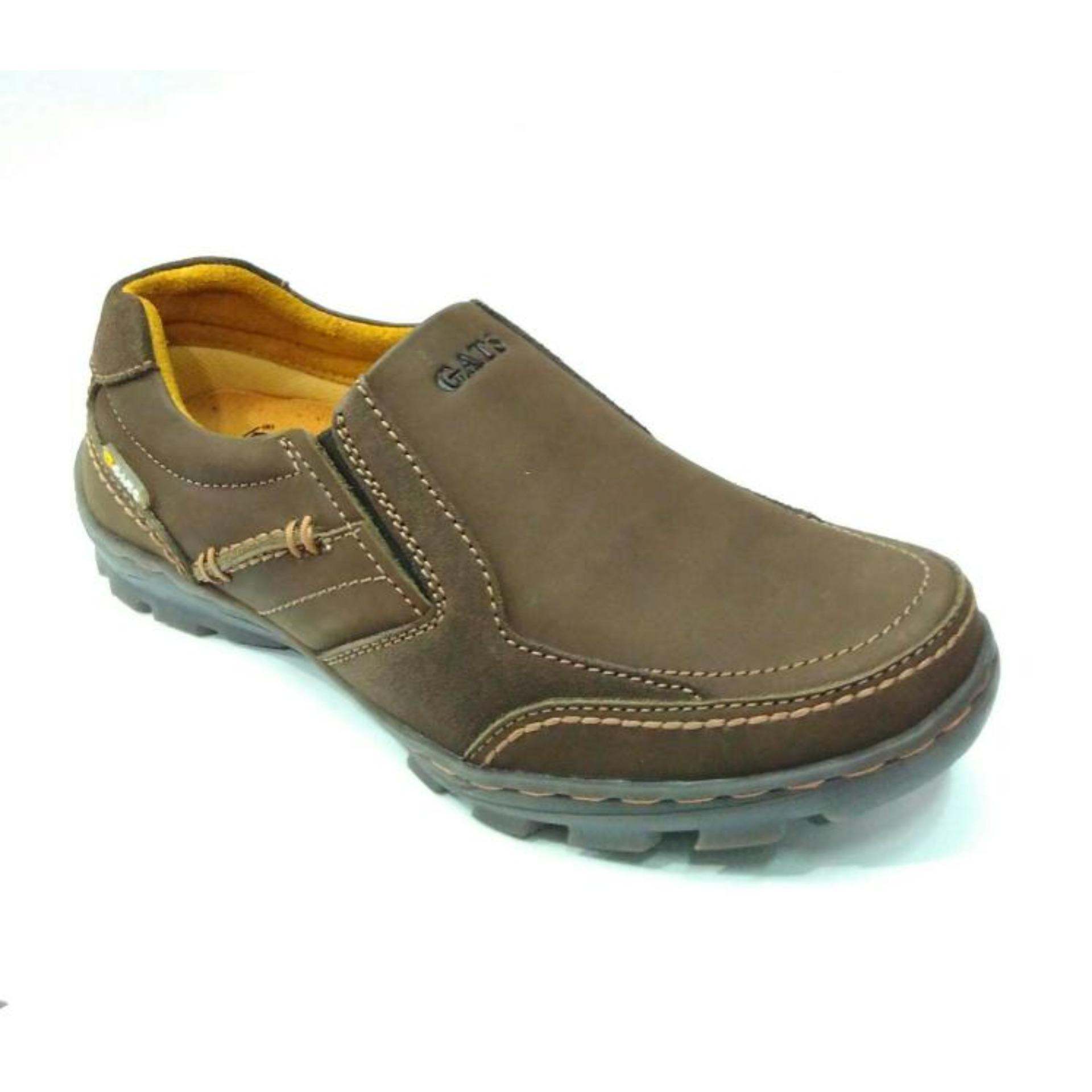Gats Shoes Sepatu Kulit Pria Pr 7102 Hitam Beli Harga Murah To 2206 Brown 909b8c7487