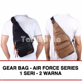 Gear Bag Slingbag Army Air Force Series ( 1 SERI - 2 WARNA )