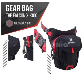 Gear Bag - The Falcon X-300 -The Future Eyes - Red
