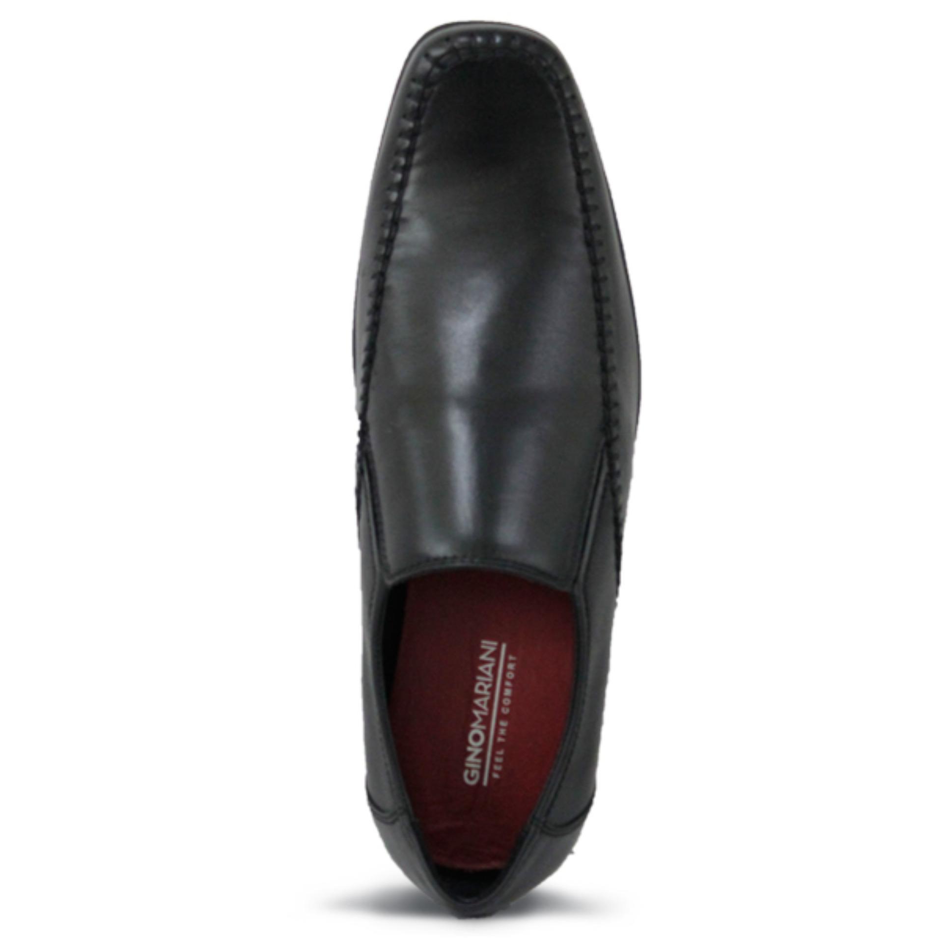 Gino Mariani Man Shoes Darren 8 Hitam Daftar Harga Terlengkap Elario 1 Cow Leather Casual Mens Tan Cokelat Muda 45 Orion
