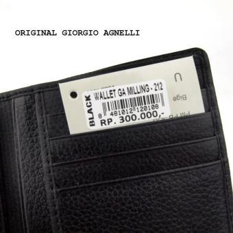 GIORGIO AGNELLI-Dompet Kulit Asli-ORIGINAL-WALLET GA MILLING-