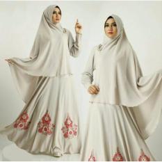 Kedai Baju Pakaian Muslim Baju Muslim Murah Syari Hijab Gamis Zafana Maroon Source Gamis Rosalinda Hijab