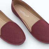 ... Gratica Sepatu Wanita Loafers UB12 - Maroon - 3