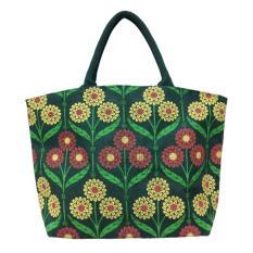 Green3R Tas Karung Goni Natural Tote Bag T525 - Tas Belanja Wanita