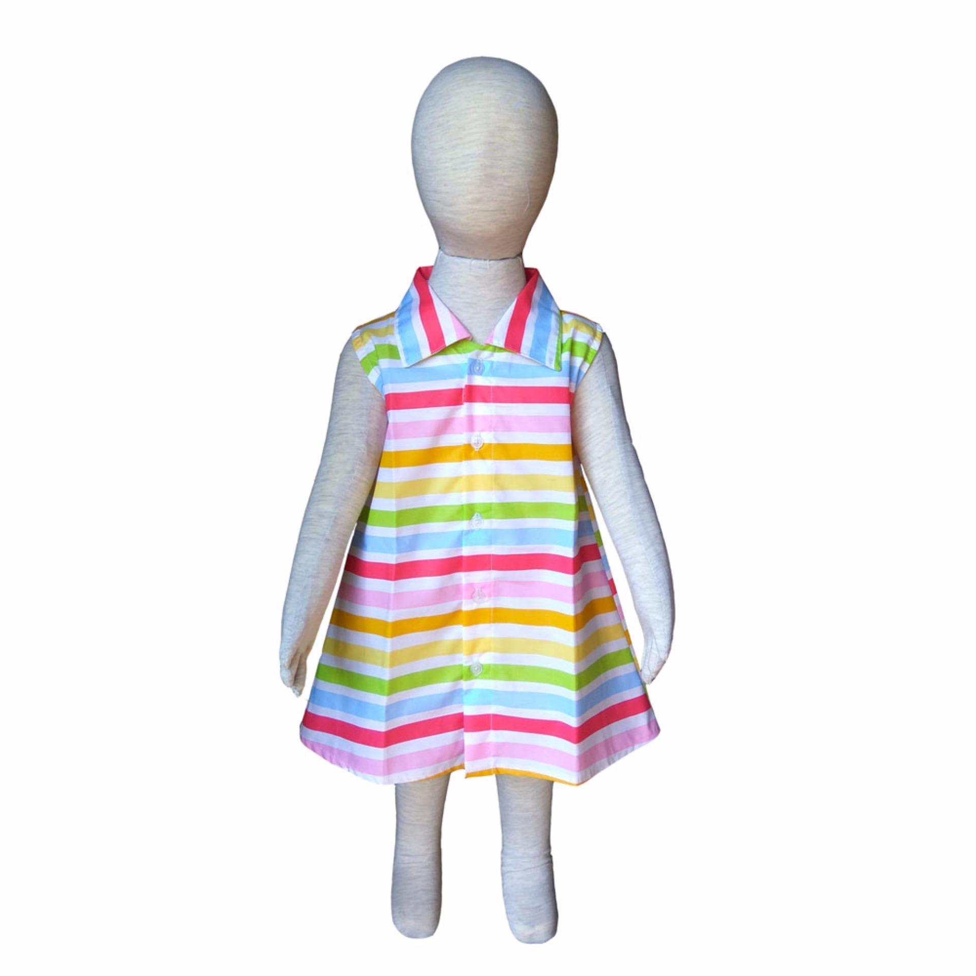 Grow Baju Gaun Harian Anak Pinguin ( Grow Gown Dress Clothes Pinguin Child ) Tuttyfrutyline
