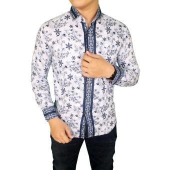 ... Batik Pria Modern ... lyke.co.id Dapatkan Gudang Fashion Kemeja Batik Pria Modern Lengan Pendek Pink di LYKE Gratis Ongkir, mudah cepat dan aman juga ...