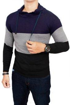 Gudang Fashion - Sweater Keren Pria - Kombinasi