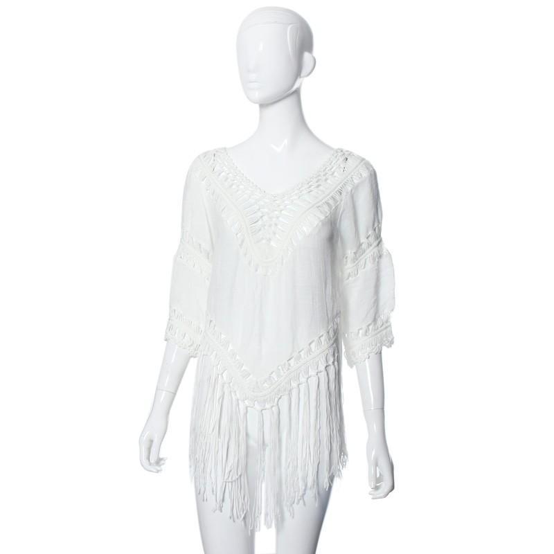 ... Leaves V Neck Bare Midriff Short Source · Versatile short sleeved. Source ... Korean New Fashion Maternity. Source · Hollow Out Hook Bikini Female V .