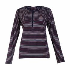 HUSH PUPPIES LADIES TEES / TOPS TAYLOR HILL LA11363NV Navy