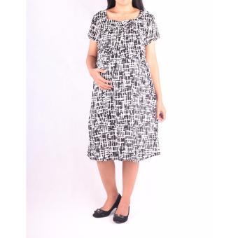 Cream Daftar Harga Source · HMILL Baju Hamil Dress Hamil Kerja 1064 Hitam .