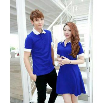 Harga Grateful Couple Star - Biru