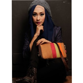 Harga Molluca Modipla Dompet Branded Eksklusif Andes Brown