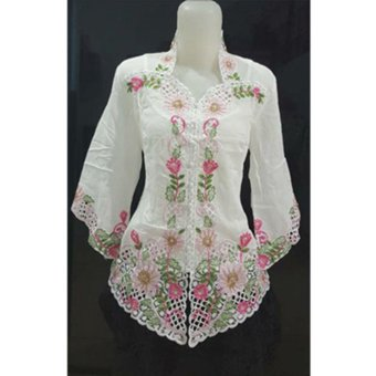 Harga AK-80 Kebaya Betty-Pink Akiko Fashion