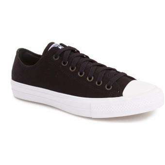Harga Converse CT All Star II Low black White