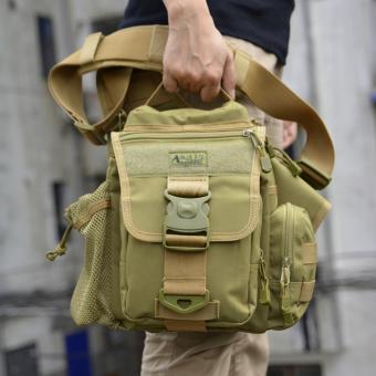 ... Berapa Harga Fashion Ads Kaliber Shoulder Bag Khaki Dan Kelebihan Source Boy Outdoor Tactical Utility Multifunctional