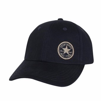 Harga Topi Converse Core Cap Side - Navy