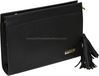 Harga Jims Honey Coco Clutch [Black]