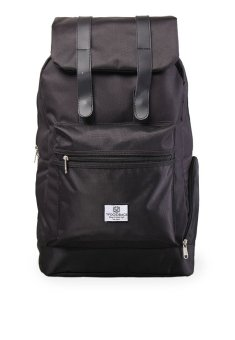 Harga Woodbags Backpack Sportivo - Full Black