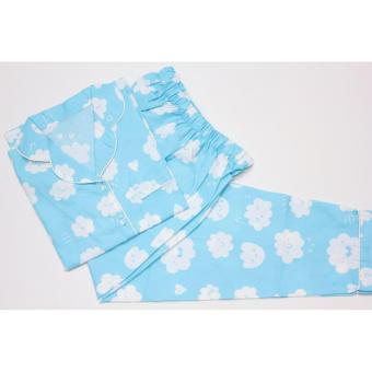 Harga PIYAMA MOV.INC SMILEY CLOUDS (LONG PANTS)
