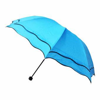 Beli Rosida Payung Lipat 3 Rain Drops Biru Spek Harga Perbandingan Source · TSM Payung Lipat