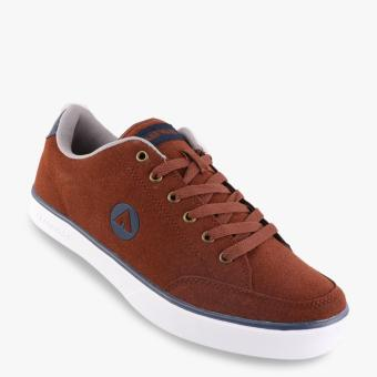 Harga Airwalk Jerzy Men's Skate Shoes - Brown