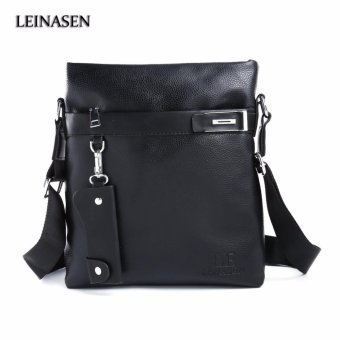 Harga LEINASEN Cross Body Shoulder Bags For Men Messenger Bag Business Casual iPad Bag Men's Bag - intl