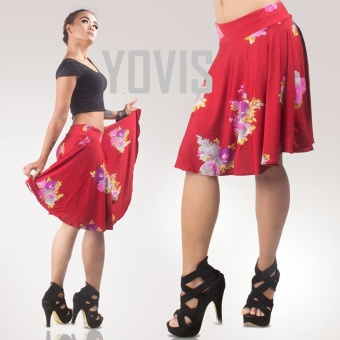 Harga Yovis Skirt Umbrella-Red