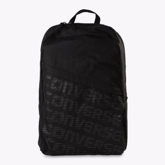 Harga Converse Basic Backpack - Hitam