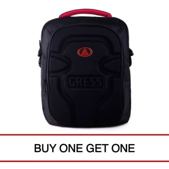 Harga Gress Slingbag The Last Division - Hitam ( Buy One Get One )