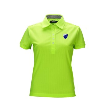 Ladies' Golf Polo T-shirt Cotton Short Sleeve Tee(Green) - Intl