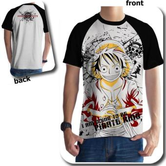 Harga Tailed Fox T-shirt One Piece Pirate King