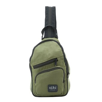 Harga Alibi Paris Cooper Backpacks - Khaki